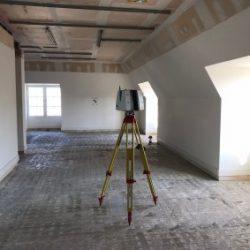 Building scan