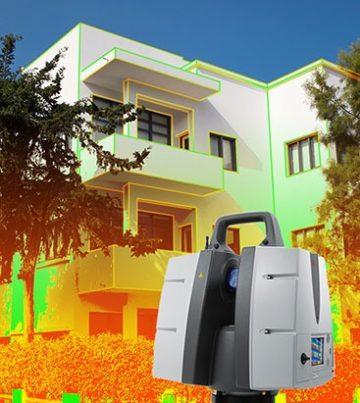 3d terrestrial scanner